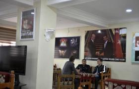 Derikliler şehit Kaymakam Safitürk'ü minnetle anıyor