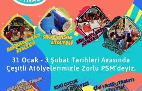 Mardin Müzesi Eğitim ve Sanat  Atölyelerini İstanbul'a Taşıyor