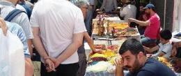Tesbih pazarına yoğun ilgi