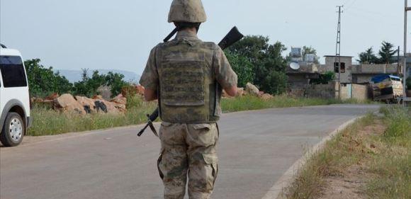 Nusaybin'de terör saldırısı: 1 asker şehit oldu