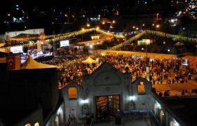 Midyat Kültür ve Sanat Festivali  renkli görüntülere sahne oldu