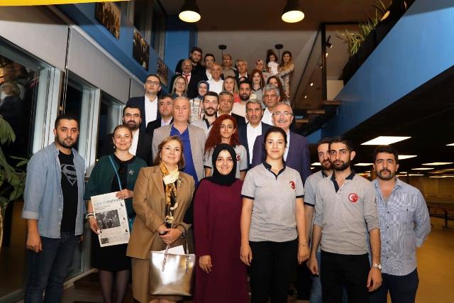 Bakan Yardımcısı Safran'dan, MBB Gençlik Merkezin ziyaret