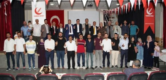 Yeniden Refah Partisi Midyat ilçe kongresi