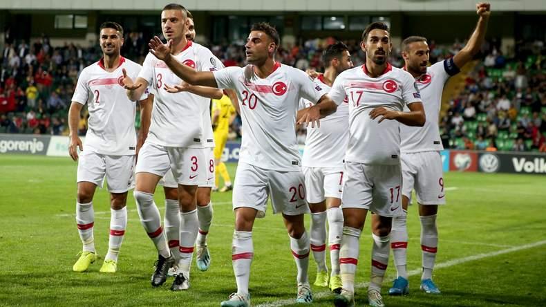 Türkiye'miz için muhteşem gece