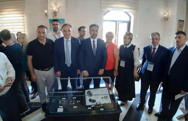 Rektör Özcoşar, Midyat Telkari Tasarım ve İnovasyon Çalıştayında
