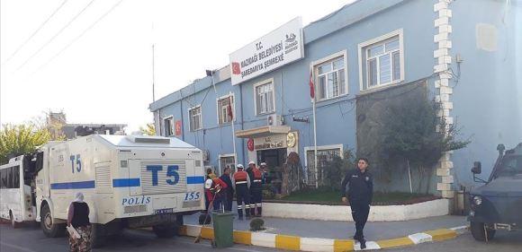 Mazıdağı, Savur ve Derik belediye başkanlarının yerine görevlendirme