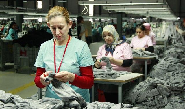 Savur'a dev tekstil yatırımı