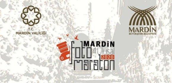 4. Ulusal Mardin Foto  Maraton ertelendi