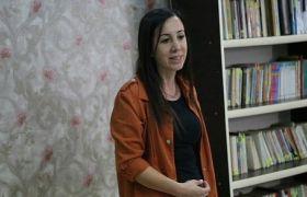 """HDP'li eski Mazıdağı Belediye Başkanı  Nalan Özaydın'a """"koronavirüs"""" tahliyesi"""