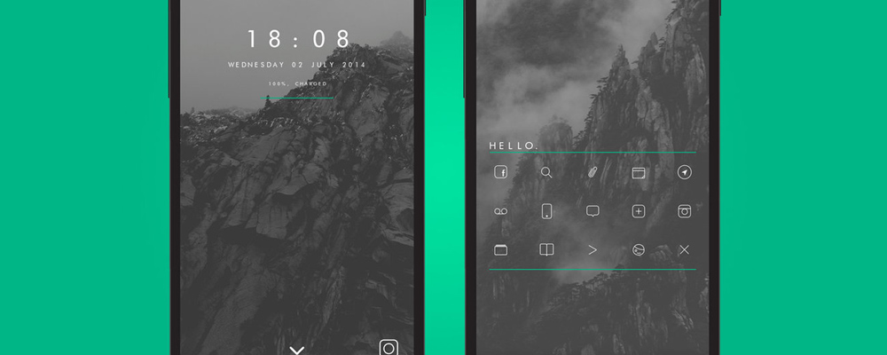 glyph icon pack