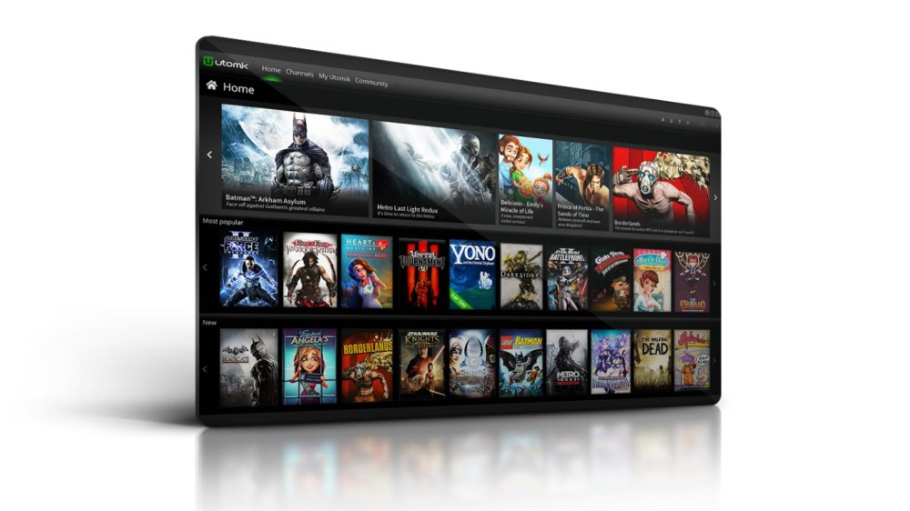Green Man Gaming and subscription gaming service Utomik announce partnership