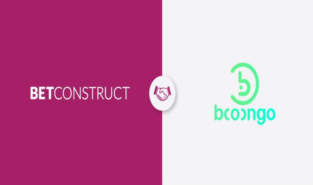 BetConstruct partners up with Booongo Gaming