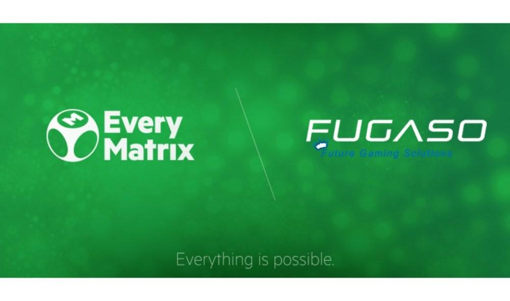 EveryMatrix pens deal to integrate Fugaso via CasinoEngine