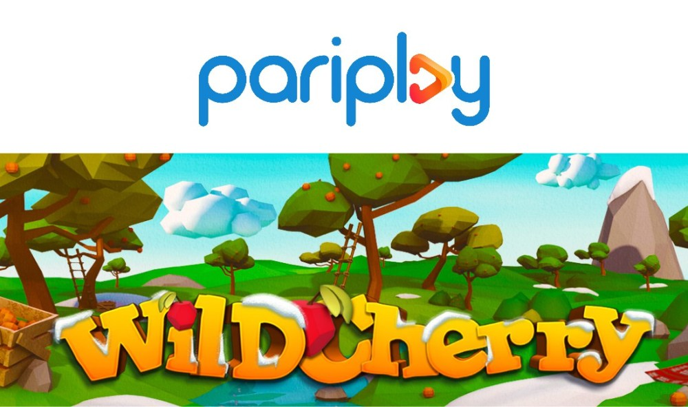 Pariplay's Online Casino Portfolio Blossoms with New Wild Cherry Slot