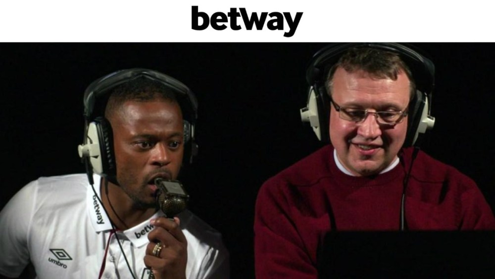 West Ham stars take on Cheltenham commentary challenge