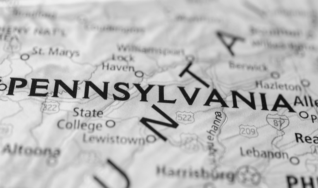 Pennsylvania is a month away from starting online casino licensing process