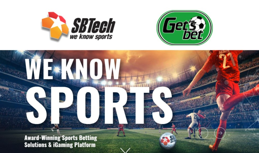 Gets Bet goes live in Romania with SBTech solution