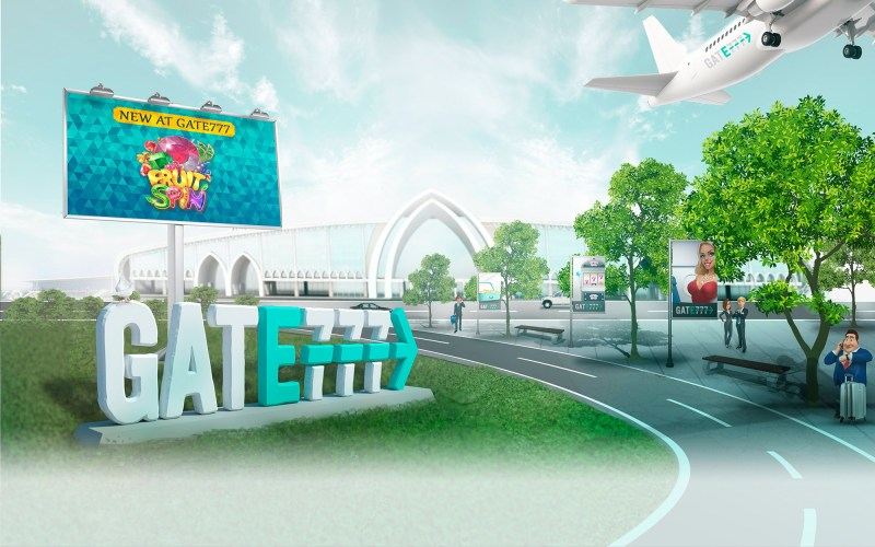 New Online Casino Gate777 Launch