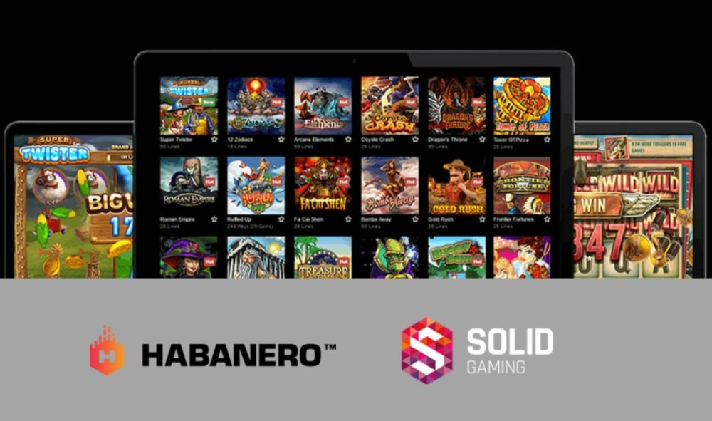 Habanero agrees Solid Gaming deal