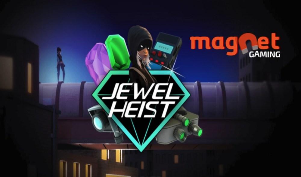 Magnet Gaming unveils new Jewel Heist slot