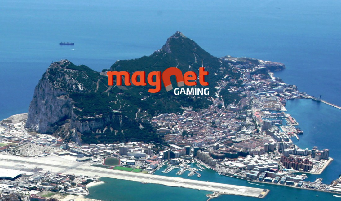 Magnet Gaming goes live in Gibraltar