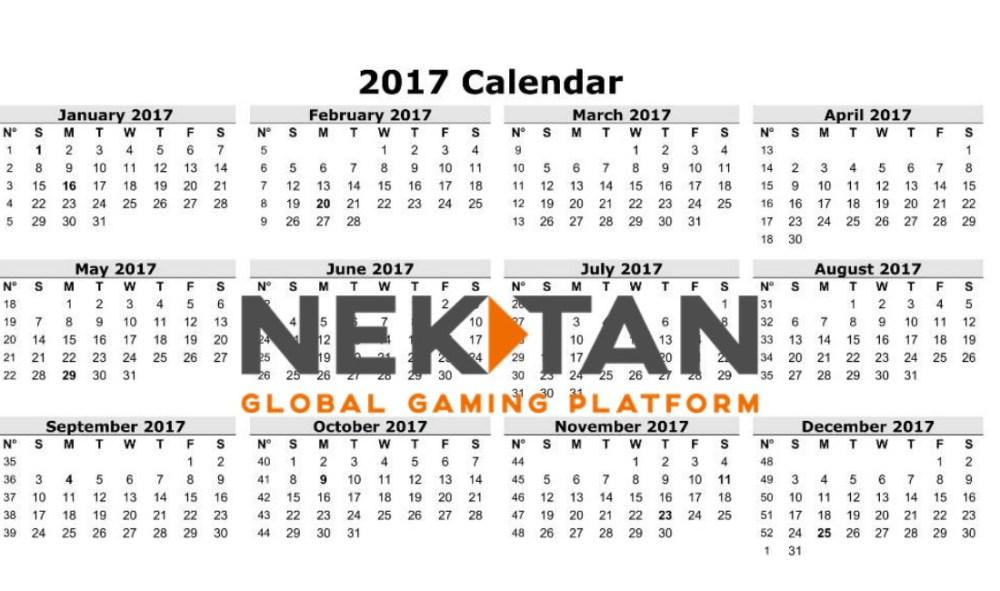 NEKTAN'S EUROPEAN ARM CONTINUES TO GROW