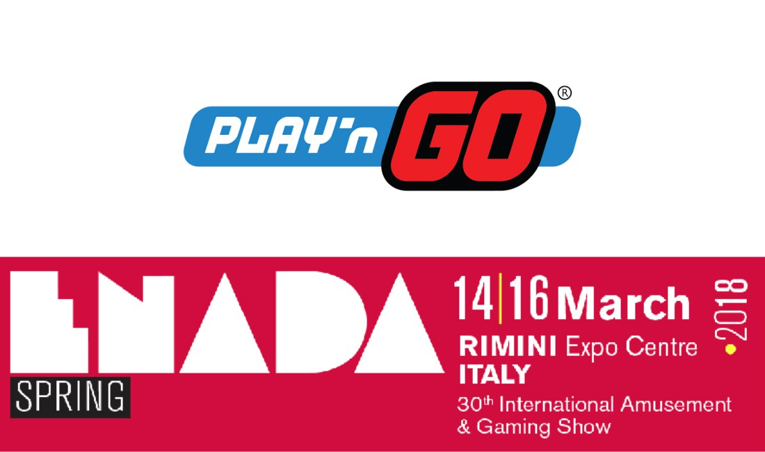 Play'n GO to showcase omni-channel content at ENADA SPRING