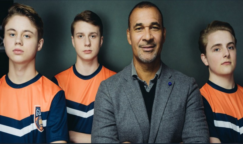 Dutch icon Gullit switched on by esports