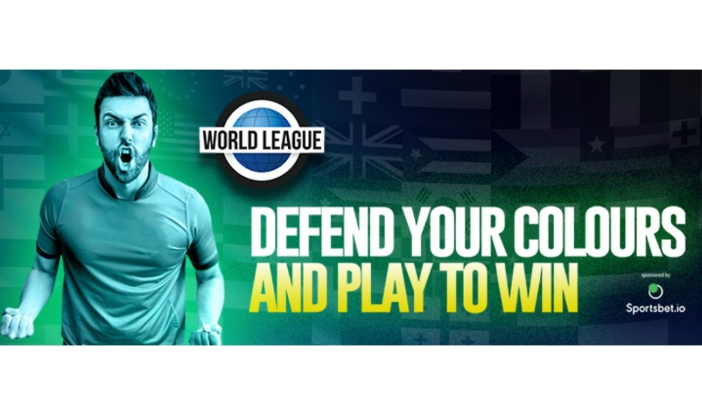 Sportsbet.io sponsors World League, the exclusive Bitcointalk betting competition