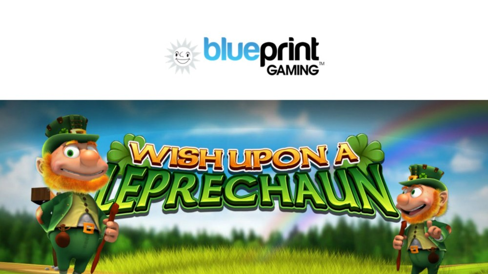 Blueprint Gaming shows its Irish charm with latest release Wish Upon a Leprechaun