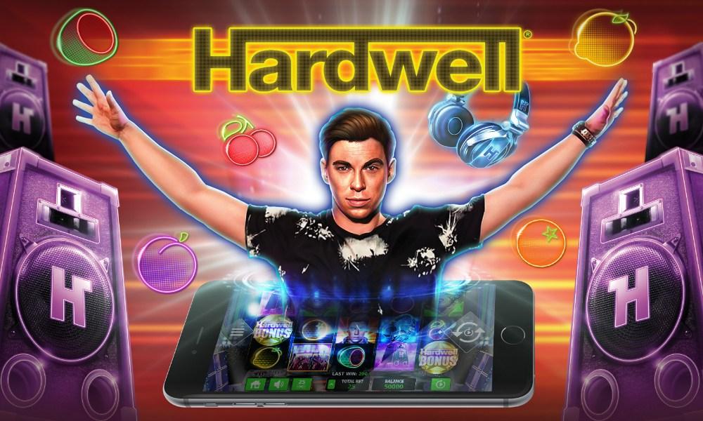 Greentube revealed Hardwell slot