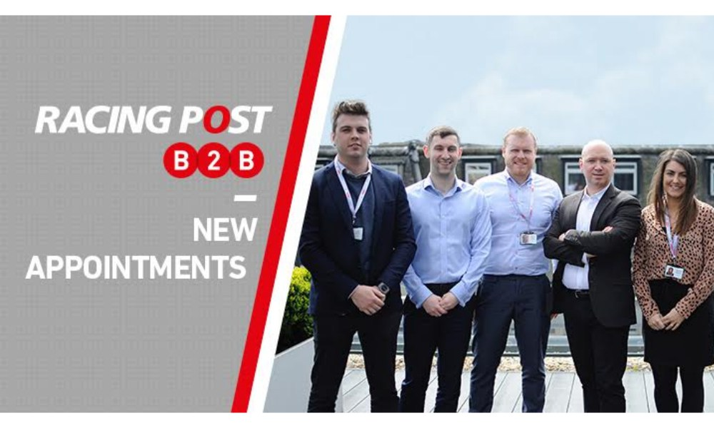 racing post b2b new appointments