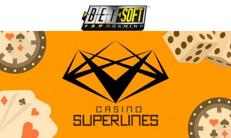 Betsoft Gaming Partners with Casino Superlines