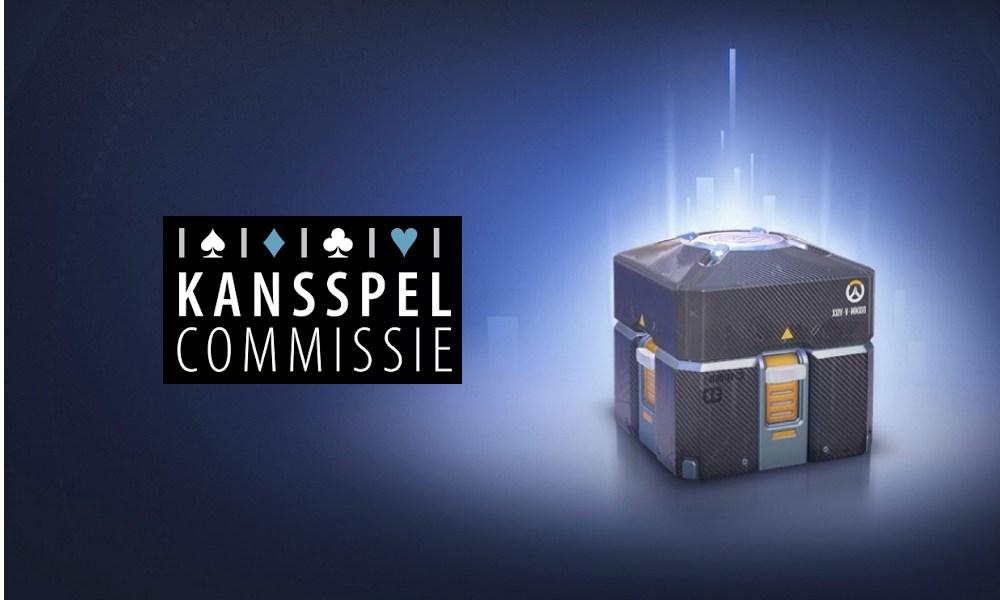 Belgian gambling commission-loot boxes