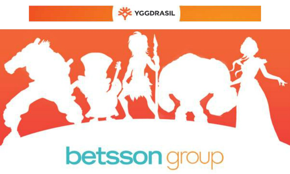 Yggdrasil strengthens Betsson partnership
