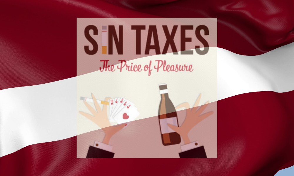 "Latvia to tap into ""sin taxes"" to finance culture"