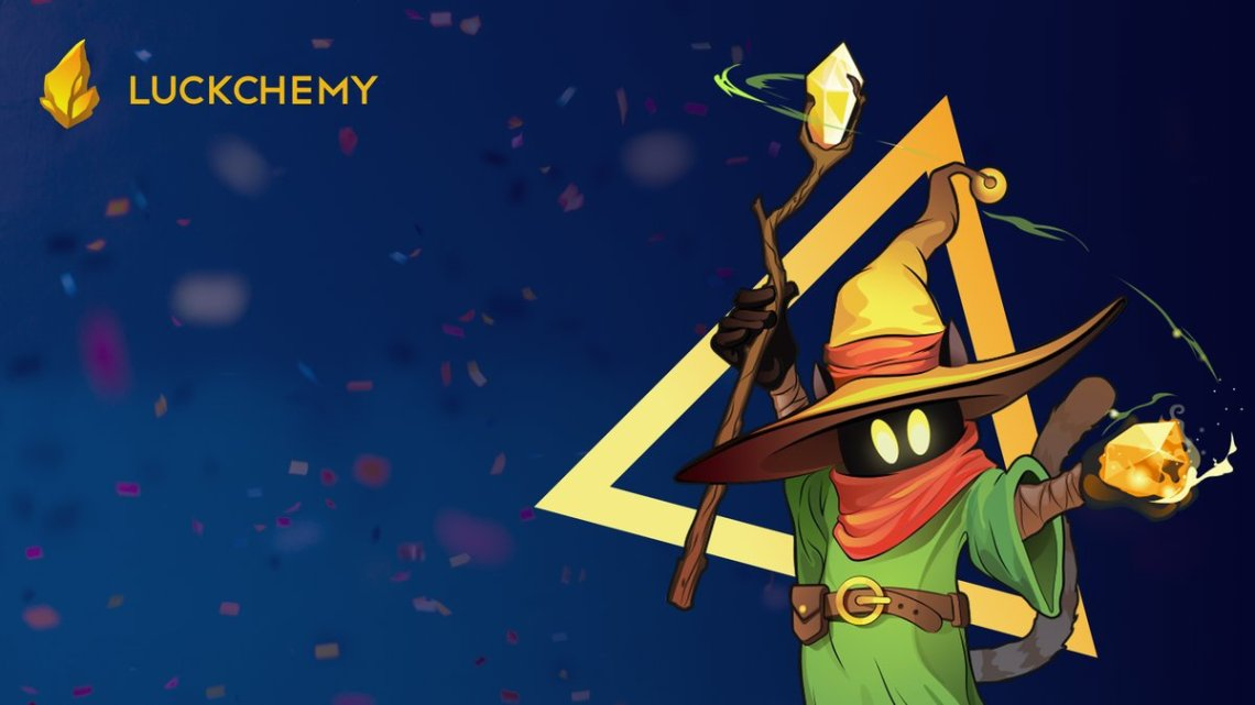 Luckchemy Collects a Team of Advisers and Supporters to Make a Revolution in Online Gambling