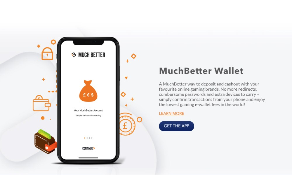 Pinnacle chooses MuchBetter gaming wallet