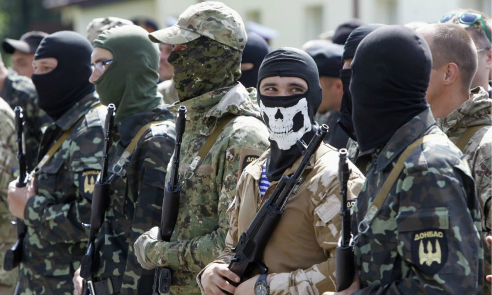 Russian Online Casinos Supply the Donbass Separatists