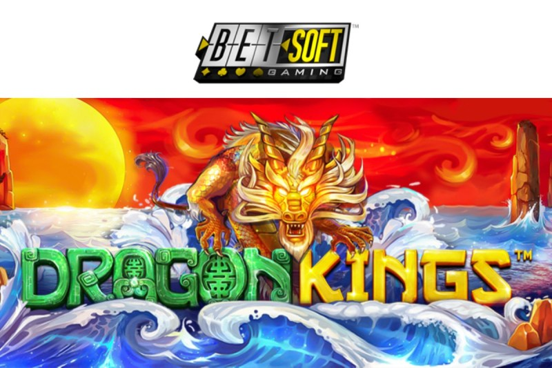 Legends Come Roaring to Life in DRAGON KINGS