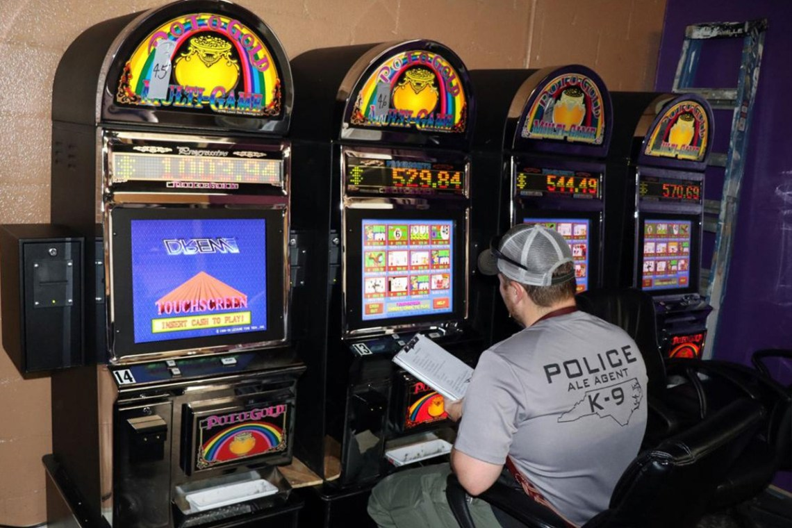 North Carolina nabs 26 for running unrecognised tribe casino