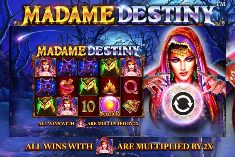 Peer Into The Future With Pragmatic Play's Madame Destiny