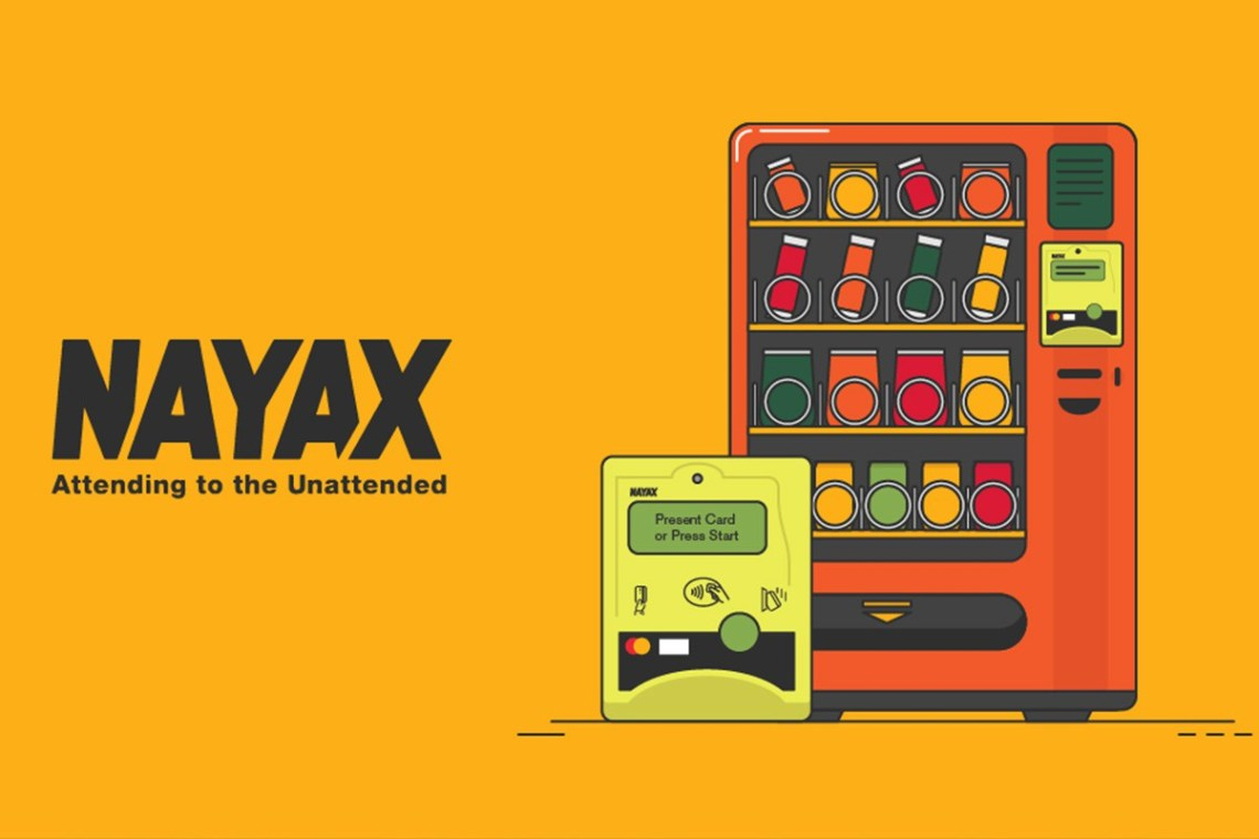 Nayax obtains Euro license