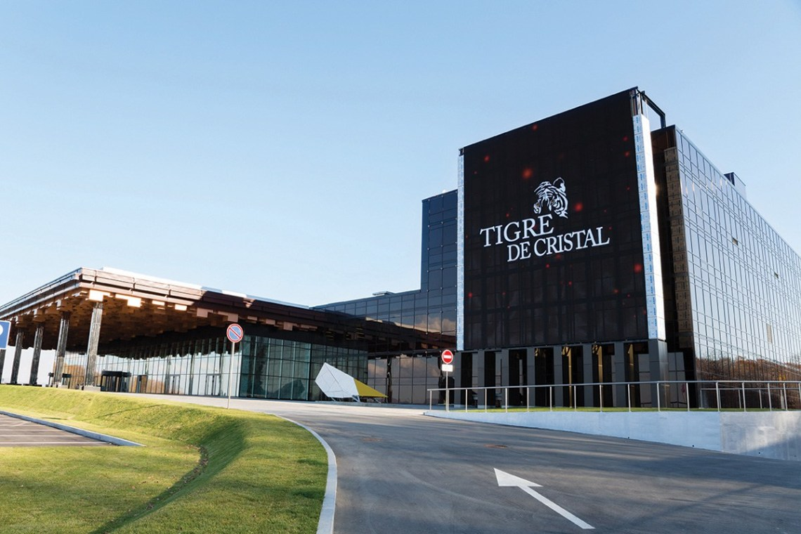 Tigre de Cristal Russia's best resort according to the World Travel Awards
