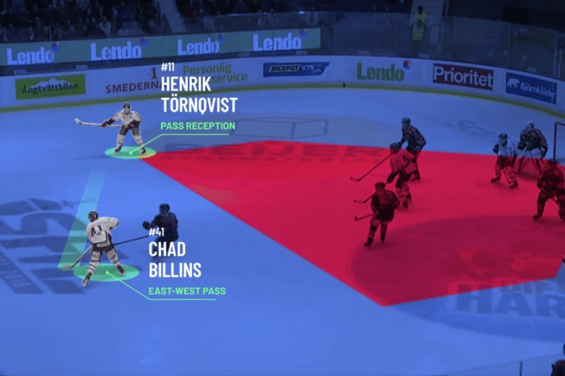 SPORTLOGiQ named the official provider of advanced data of the SHL