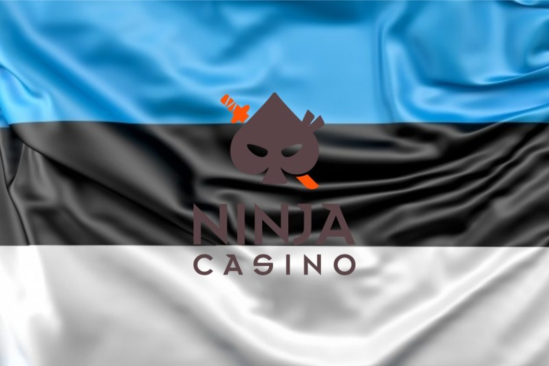 Ninja Casino goes live in Estonia