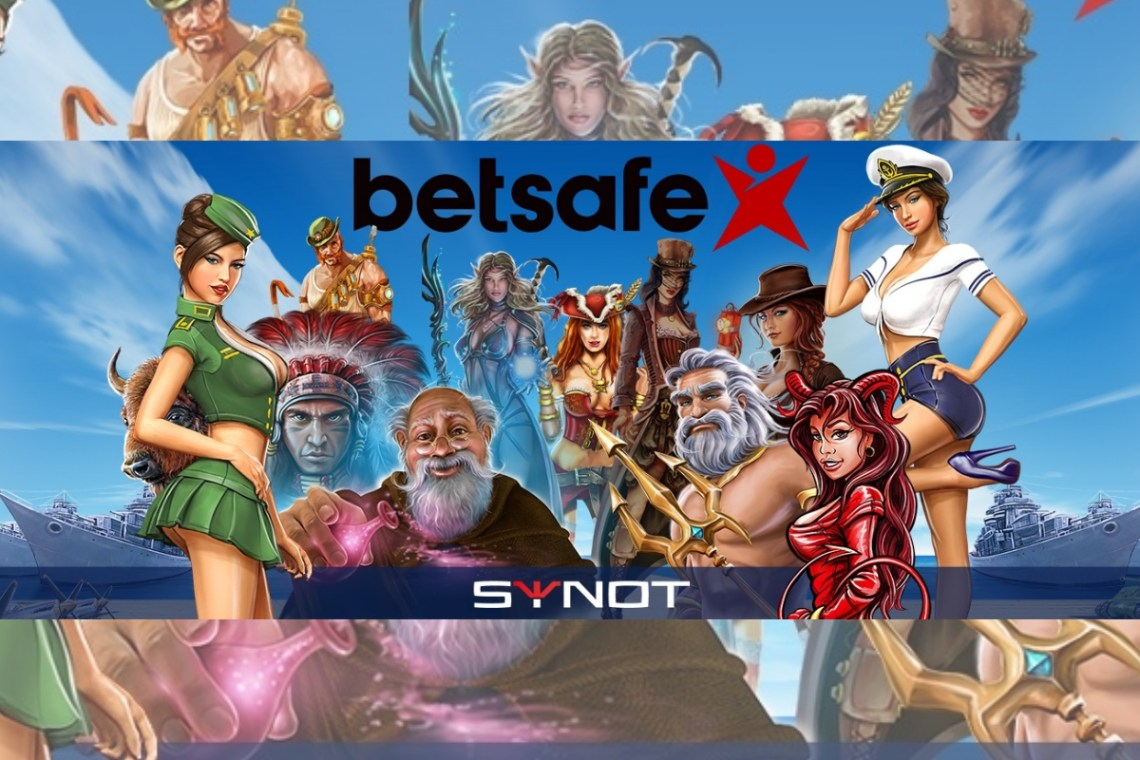 SYNOT Games Signs a Deal with Betsafe.lt