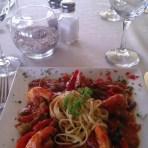 Special - camaron pizziola