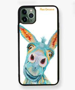 FRANKIE THE DONKEY-IPHONE CASE COVER-MAREE DAVIDSON
