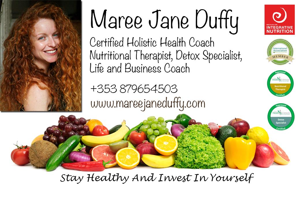 blog - healing & health coaching with mareehealing & health coaching ...